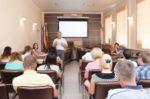 В Евпатории внедряют систему проектного управления