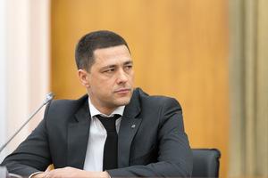Врио губернатора Псковской области Михаил Ведерников
