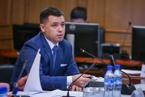 Руководитель Департамента проектного управления Администрации Главы Правительства Республики Саха (Якутия) Роман Сололухин