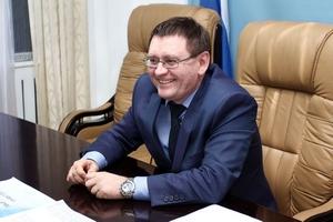 заместитель Губернатора - директор Департамента экономического развития Сергей Чебыкин
