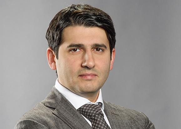 Азер Талыбов, заместитель министра экономического развития Российской
