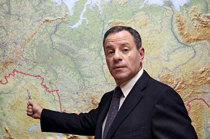 Александр Браверман, генеральный директор – председатель Правления АО «Корпорация МСП»