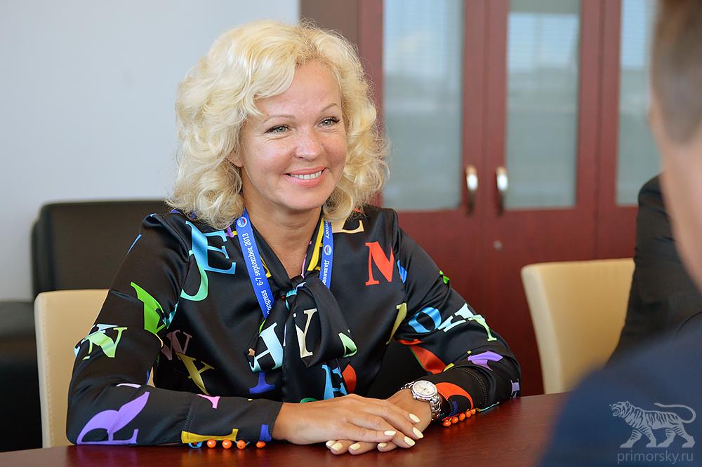 Ирина Макиева, заместитель председателя Внешэкономбанка