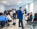 Победитель конкурса «Проектные лидеры» – команда Министерства образования и науки РС(Я)