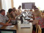 Волгоградские чиновники продолжают изучать современную информационную систему