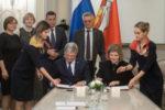 Правительство Воронежской области будет сотрудничать с благотворительным фондом «Выход», применяя новую модель работы – в рамках проектного управления