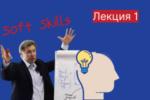 #softskills Лекция 1. Особенности управления человеческими ресурсами в различных проектных средах